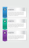 Business info graphic design template concept Stock Photo