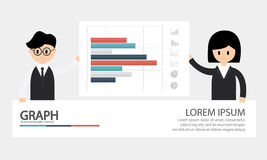 Business infographic / infographic element / hight quality design Royalty Free Stock Photo