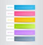 Business infographic template for presentation, education, web design, banner, brochure, flyer. royalty free illustration