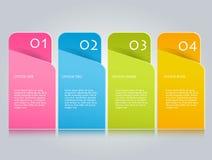 Business infographic template for presentation, education, web design, banner, brochure, flyer. vector illustration