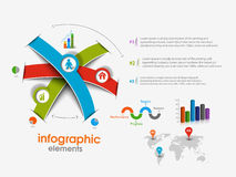 Business Infographic Vector Stock Photo