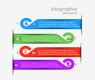 Business Infographic Vector Royalty Free Stock Image