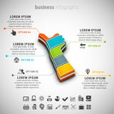 Business Infographic Stock Photos