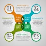 Business Infographics template Stock Photos