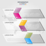 Business Infographics transparency design elements illustration. Business Infographics transparency design elements template illustration. Vector eps10 Royalty Free Stock Photo