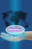 Business Innovation Royalty Free Stock Photography