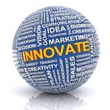 Business innovation concept Royalty Free Stock Images