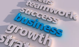 Business innovation Stock Photography