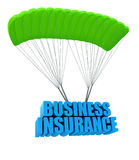 Business insurance Royalty Free Stock Photo