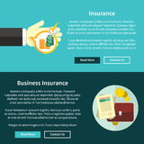 Business Insurance Concept Royalty Free Stock Photo