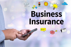 Business Insurance Management work Business Stock Images