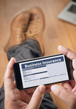 Business Insurance Management work Business Stock Photo