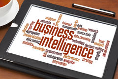 Business Intelligence Obrazy Stock