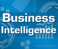 Business Intelligence Zdjęcia Stock