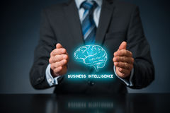 Business Intelligence Obraz Royalty Free