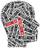 Business intelligence concept. Royalty Free Stock Images