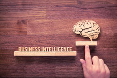 Business intelligence Royalty Free Stock Images