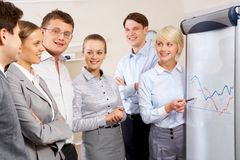 Business interaction Stock Photo