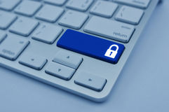 Business internet security concept Stock Photo