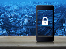 Business internet security concept Stock Photography