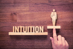 Business intuition Stock Images