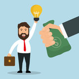 Business investors Royalty Free Stock Images