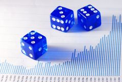 Free Business Is A Gamble Stock Photography - 8436062