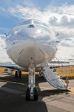 Business jet Stock Image