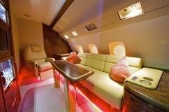Business jet Stock Image