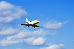 Business jet Royalty Free Stock Images