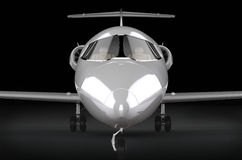 Business jet Royalty Free Stock Image