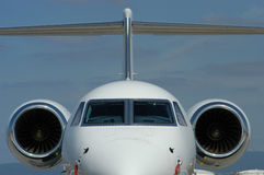 Business jet Royalty Free Stock Photos