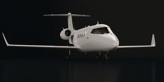 Business jet Royalty Free Stock Photography