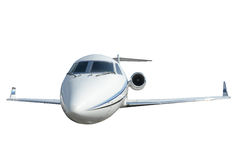 Business jet isolated on white Stock Image