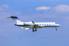 Business jet Royalty Free Stock Photos