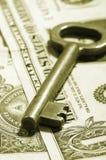 Business key Stock Photo