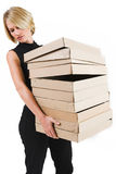 Business Lady #27 Royalty Free Stock Photos