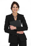 Business Lady #55 stock image