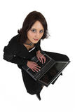 Business Lady #59 royalty free stock image