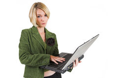 Business Lady #6 Stock Image