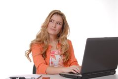 Business Lady 8 Stock Photography