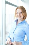 Business lady Royalty Free Stock Photo