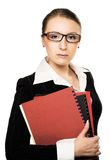Business lady Royalty Free Stock Image