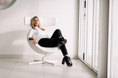 Business lady stock photos