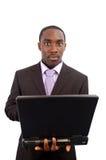 Business Laptop Royalty Free Stock Photos