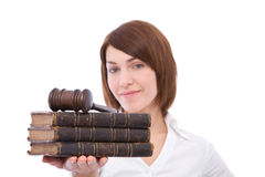 Business laws Royalty Free Stock Images