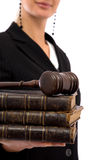 Business laws royalty free stock photography