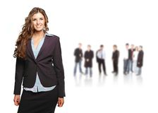 Business lead Stock Images