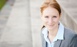 Business Leader Portrait in a City Stock Photography