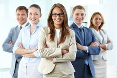 Business leadership stock photography